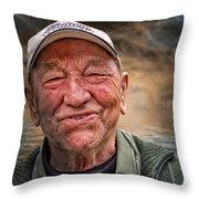 Svend Throw Pillow