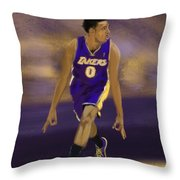 Swaggy 3 Throw Pillow