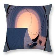 Swallowtail Lighthouse Fantash Throw Pillow