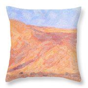 Swapokmund Dunes Throw Pillow