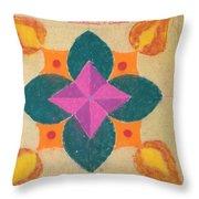 Swarna Jyot Throw Pillow