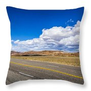 Sweeping Countryside Throw Pillow