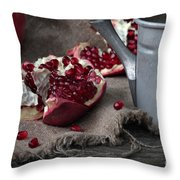 Sweet And Crunchy Throw Pillow