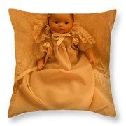 Sweet Baby 2 Throw Pillow