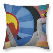 Sweet Dreams Are Made Of These Throw Pillow