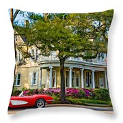 Sweet Home New Orleans 3 Throw Pillow