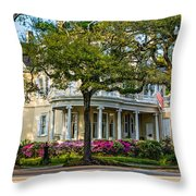 Sweet Home New Orleans Throw Pillow