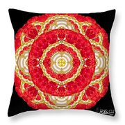 Sweet Impatience Throw Pillow