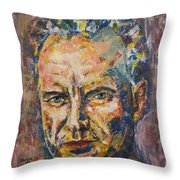 Sweet Intoxication Of Love Throw Pillow