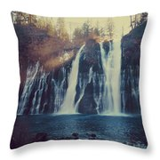 Sweet Memories Throw Pillow by Laurie Search
