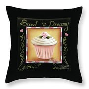 Sweet 'n Dreamy Throw Pillow