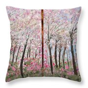 Sweet Sister Throw Pillow