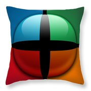 Sweet Spot, No. 3 Throw Pillow