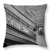 Sweet Time Throw Pillow