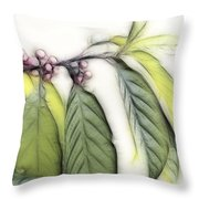 Sweet Tranquility Throw Pillow