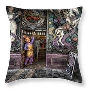 Sweeties For All Throw Pillow