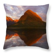 Swiftcurrent Reflection Throw Pillow