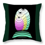 Swim Swim  Throw Pillow