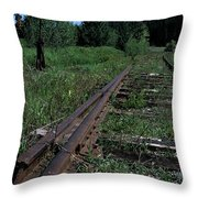 Switch At Pierce Throw Pillow