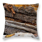 Switchback Throw Pillow