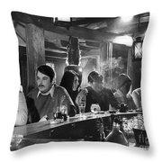 Switzerland: Bar Throw Pillow