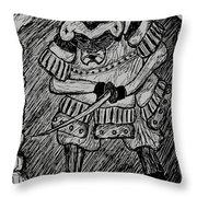 Sword Throw Pillow