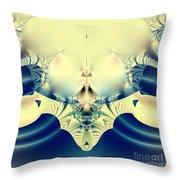 Sword Of Enchantment Throw Pillow