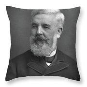 Sydney Waterlow (1822-1906) Throw Pillow