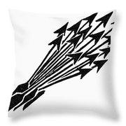 Symbol Unity Throw Pillow