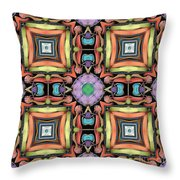 Symmetrica 338 Throw Pillow