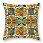 Symmetrica 379 Throw Pillow