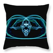 Symmetry Art Throw Pillow