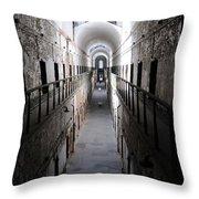Symmetry II Throw Pillow