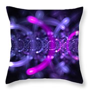 Synchrotron Throw Pillow