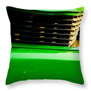 Synergy Grill Throw Pillow