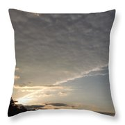 System Ceiling Throw Pillow