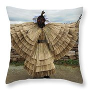 Tafarron 2 Throw Pillow