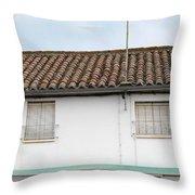 Tafarron 6 Throw Pillow