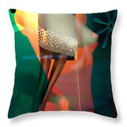 Tailored Nights  Throw Pillow