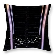 Tainted Love Throw Pillow