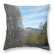 Take A Chance With Travel Throw Pillow
