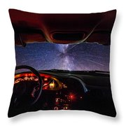 Take A Little Trip Throw Pillow