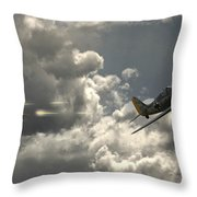 Take The Shot Throw Pillow