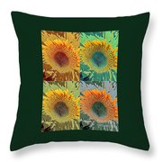 Take Your Pick Throw Pillow