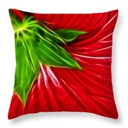 Taken Back Throw Pillow
