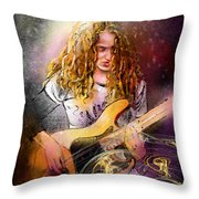 Tal Wilkenfeld Throw Pillow