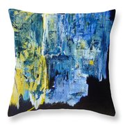 Tales Of A City Throw Pillow