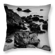 Talisker Bay Throw Pillow