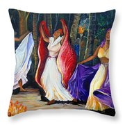 Tamboulay Throw Pillow