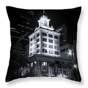 Tampa's Old City Hall Throw Pillow
